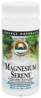 Source Naturals - Magnesium Serene Berry 800 mg. - 9 oz. by Source Naturals