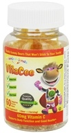 Image of Vitamin Friends - VitaCee Vitamin C Gummies Orange Flavor 60 mg. - 60 Gummies