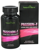Neutralean - Passion-F Natural Female Libido Enhancer - 60 Capsules (Formerly Natural Burst) by Neutralean