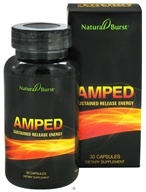 Neutralean - Amped Sustained Release Energy - 30 Capsules (Formerly Natural Burst) CLEARANCE PRICED by Neutralean