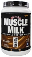 Cytosport - Muscle Milk Genuine Nature's Ultimate Lean Muscle Protein Brownie Batter - 2.47 lbs. by Cytosport