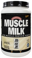 Image of Cytosport - Muscle Milk Genuine Nature's Ultimate Lean Muscle Protein Cake Batter - 2.47 lbs.