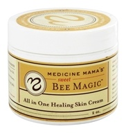 Medicine Mama's - All in One Healing Skin Cream - 2 oz. Formerly Sweet Bee Magic