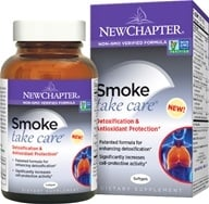 New Chapter - Smoke Take Care - 60 Softgels by New Chapter