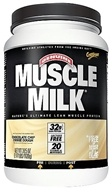 Cytosport - Muscle Milk Genuine Nature's Ultimate Lean Muscle Protein Chocolate Chip Cookie Dough - 2.47 lbs.