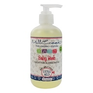 Mill Creek Botanicals - Baby Wash with Witch Hazel Extra Mild Fragrance Free - 8.5 oz. CLEARANCE PRICED