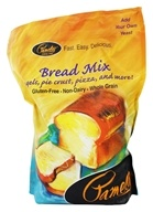 Image of Pamela's Products - All Natural Bread Mix Gluten Free - 4 lbs.