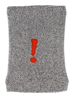 Incredibrace - Wrist Support Sleeve One Size Fits Most - $19.35