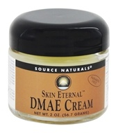 Source Naturals - Skin Eternal DMAE Cream - 2 oz. - $13.49