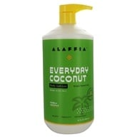 Alaffia - Everyday Coconut Super Hydrating Body Lotion - 32 oz.