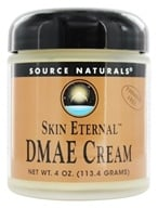 Source Naturals - Skin Eternal DMAE Cream - 4 oz., from category: Nutritional Supplements