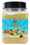 Premium Gold Flax Products - 100% Natural True Cold Milled Golden Flaxseed - 16 oz. (880999108280)