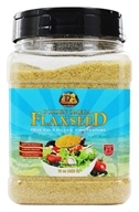 Premium Gold Flax Products - 100% Natural True Cold Milled Golden Flaxseed - 16 oz. by Premium Gold Flax Products