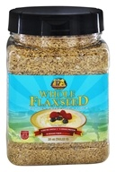 Premium Gold Flax Products - 100% Natural Golden Whole Flaxseed - 26 oz., from category: Health Foods