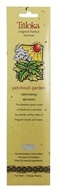 Triloka - Original Herbal Incense Patchouli Garden - 10 Stick(s) by Triloka