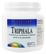 Planetary Herbals - Triphala Ayurvedic Purifier - 16 oz., from category: Herbs