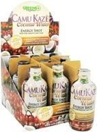 Greens Plus - Camu Kaze Energy Shot with Pure Amazon Camu Camu Coconut Water - 4 oz., from category: Nutritional Supplements
