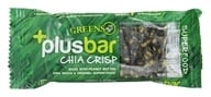 Image of Greens Plus - Vegan Superfood Crisp Bar Original Flavor - 1.4 oz.