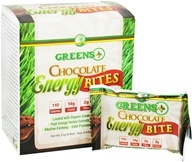 Greens Plus - Energy Bites (8 x 25 grams) Chocolate Flavor