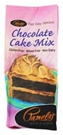 Pamela's Products - All Natural Cake Mix Gluten Free Chocolate - 21 oz. - $5.79