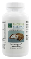 Image of Thorne Research - Animal Health Immugen - 120 Capsules