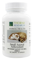 Thorne Research - Animal Health Small Animal Antioxidant - 120 Capsules, from category: Professional Supplements