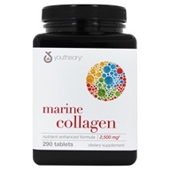 Marine Collagen Enhanced Formula Type 1, 2 & 3 - 290 Tablets