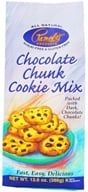Image of Pamela's Products - All Natural Cookie Mix Gluten Free Chocolate Chunk - 13.6 oz.