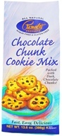 Pamela's Products - All Natural Cookie Mix Gluten Free Chocolate Chunk - 13.6 oz. (093709300502)