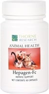 Image of Thorne Research - Animal Health Hepagen-Fc - 60 Capsules