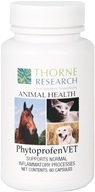 Image of Thorne Research - Animal Health PhytoprofenVET - 60 Capsules