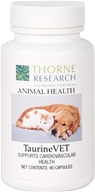 Thorne Research - Animal Health TaurineVET - 90 Capsules (693749095118)