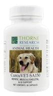 Thorne Research - Animal Health CurcuVET-SA150 - 90 Capsules (693749099321)