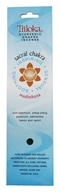 Triloka - Ayurvedic Chakra Incense Sacral Chakra Svadisthana - 10 Stick(s), from category: Aromatherapy