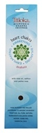 Triloka - Ayurvedic Chakra Incense Heart Chakra Anahata - 10 Stick(s), from category: Aromatherapy