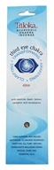 Triloka - Ayurvedic Chakra Incense Third Eye Chakra Ajna - 10 Stick(s), from category: Aromatherapy
