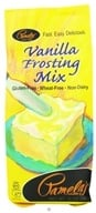 Pamela's Products - Frosting Mix Gluten Free Vanilla - 12 oz.