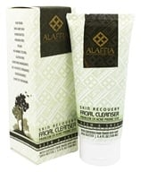 Alaffia - Facial Cleanser Neem & Black Soap Skin Recovery - 3.4 oz. by Alaffia