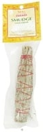 Triloka - Global Shaman Smudge Medium Sage Cedar - 6 in. (726078501095)