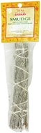 Triloka - Global Shaman Smudge Medium Mountain Sage, Perfume Sage, Sweet Grass - 6 in. by Triloka