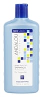 Andalou Naturals - Shampoo Age Defying Thinning Hair Treatment with Fruit Argan Stem Cells - ...