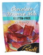 Pamela's Products - Brownie Mix Gluten Free Chocolate - 100 Grams, from category: Health Foods