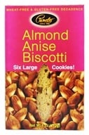 Pamela's Products - Biscotti Gluten Free Almond Anise - 6 Pack by Pamela's Products