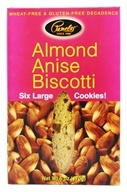 Image of Pamela's Products - Biscotti Gluten Free Almond Anise - 6 Pack