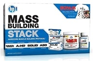 Image of BPI Sports - Mass Stack Hardcore Muscle Building Protocol - CLEARANCE PRICED
