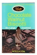Pamela's Products - Biscotti Gluten-Free Chocolate Walnut - 6 Pack