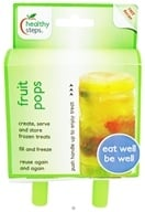 Healthy Steps - Fruit Pops - 2 Pack - $3.49