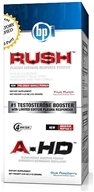 Image of BPI Sports - Rush Fruit Punch/A-HD Blue Raspberry Combo