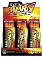 Dymatize Nutrition - Dyma-Burn Thermo & Energy Shot Orange - 2 oz. CLEARANCE PRICED