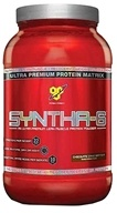 BSN - Syntha-6 Sustained Release Protein Powder Chocolate Cake Batter - 2.91 lbs. by BSN